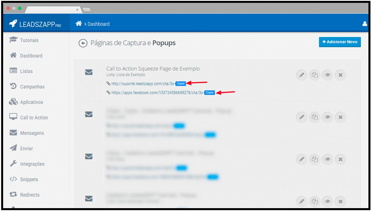 links squeeze page leadszapp pro